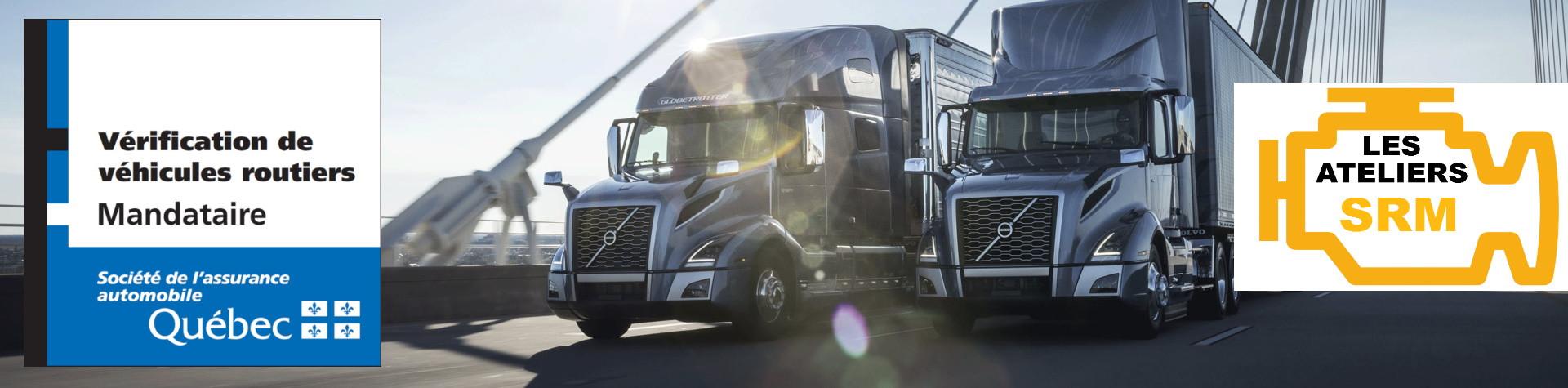 Entretien et la réparation de véhicules lourds, Camions, Autobus